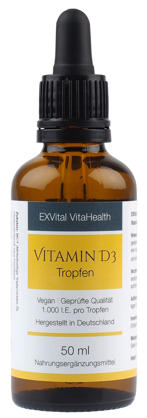 vitamin d3 tropfen vegan 25 g 1000 i e pro tropfen vegane tropfen ebay. Black Bedroom Furniture Sets. Home Design Ideas